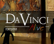 Flash | Da Vinci Alive exhibition